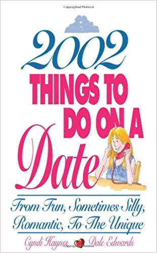 Romantic things to do on a date
