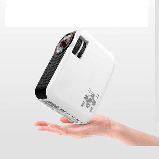 Mini proyector, proyector inteligente, micro teléfono móvil ...
