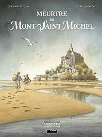 Meurtre au Mont-Saint-Michel par Djian