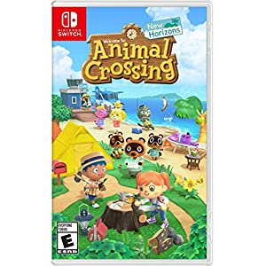 Animal Crossing: New Horizons - Nintendo Switch 511zIZkX7CL. SS300