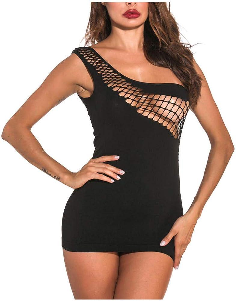 Womens Erotic Sleepwear Sexy Ladies Lingerie Fishnet