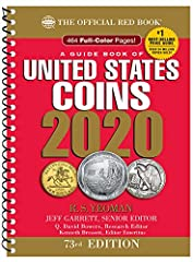 The Official Red Book® A Guide Book of United States Coins is 73 years young and going strong. Since 1946 collectors around the country have loved the book s grade-by-grade coin values, historical background, detailed specifications, high-res...