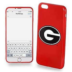 Georgia Bulldogs iPhone 6 TPU Silicone Soft Slim Case