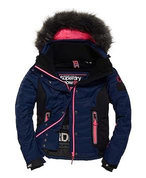 24316678679 Superdry Doudoune De Ski Luxe  Amazon.fr  Sports et Loisirs