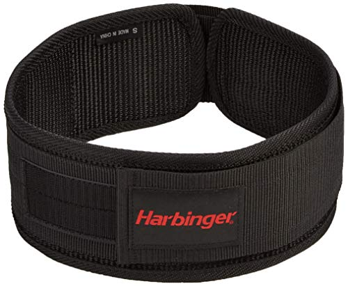 Harbinger 4-Inch Nylon Weightlifting