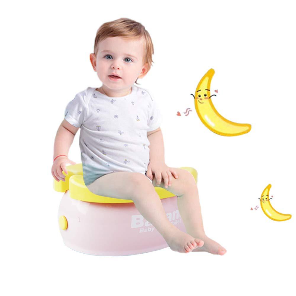 taburete plegable para entrenamiento de orina de beb/é c/ómodo asiento port/átil para ni/ños y ni/ñas Ba/ño de viaje para beb/é para ni/ños