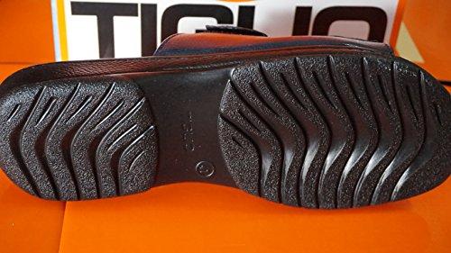 Pantofole Tiglio Nero ciabatte Uomo 801 XdqdHw