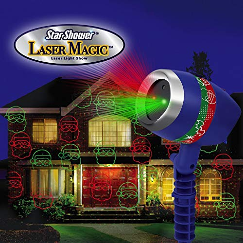 Laser Magic Light Show -