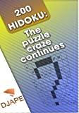 200 Hidoku: The puzzle craze continues: Volume 3