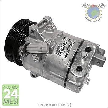x6b Compresor Aire Acondicionado SIDAT Opel Vectra C Gasolina 20: Amazon.es: Coche y moto
