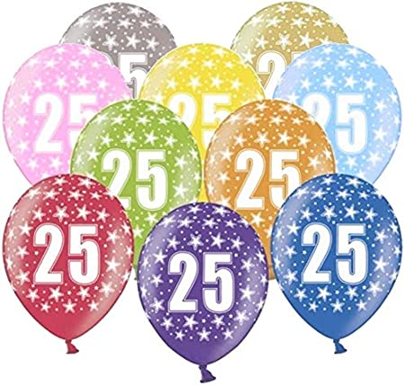 Girlande  2   BALLONS  Geburtstag Jubiläum  10 mtr  Deko  Party  Papier Neu