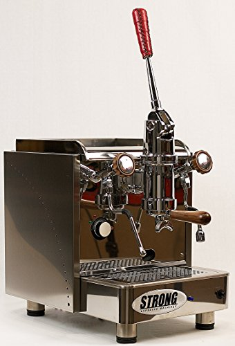 Strong Classic Lever 1 Group Espresso Machine Single head by Strong