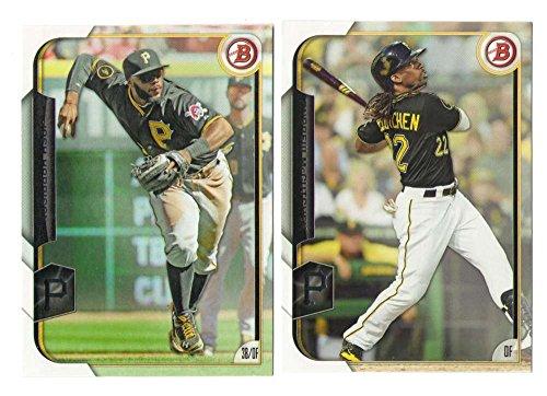 Pittsburgh Pirates Team Set - 2015 Bowman - PITTSBURGH PIRATES Team Set