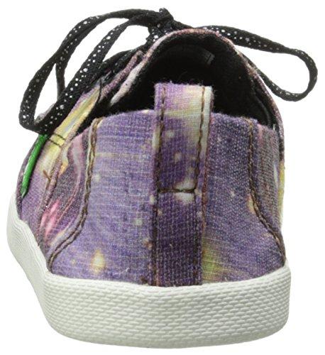 Sanuk Kids Offshore Boys Boat Shoe (Toddler/Little Kid/Big Kid) Black/Galaxy