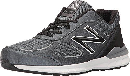 New Balance M770 Version 2 Men's Running Shoe, Size: 11.5 Width: D Color: Grey/Black
