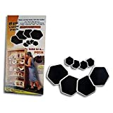 Sliding Robots Furniture Sliders(8 piece value pack)