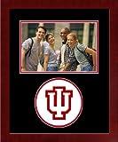 NCAA Indiana Hoosiers University Spirit Photo Frame (Horizontal)