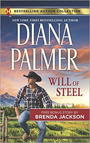 Will of Steel & Texas Wild (Harlequin Bestselling Author Collection)