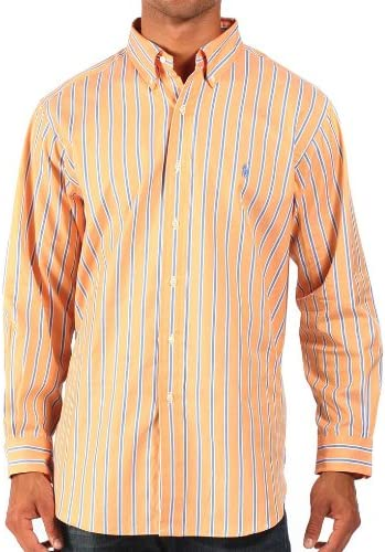 Ralph Lauren - Camisa de vestir para hombre - A rayas - Corte ...