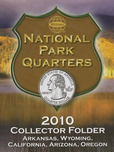 National Park Quarters Small Folder