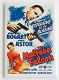 Maltese Falcon Fridge Magnet