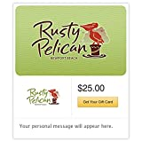 Rusty Pelican - E-mail Delivery offers