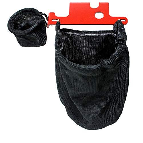Toro Grandstand Lawn Mower Trash Bag and Cup Holder Kit 121-7530 (Debris Mower Bag Lawn)