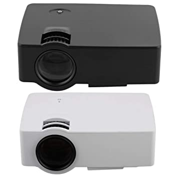 WHLDCD Proyector Profesional 150LUX Home TV Home Theater Proyector ...
