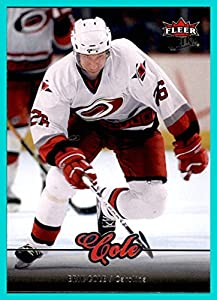 2007-08 Ultra #164 Erik Cole CAROLINA HURRICANES