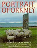 img - for Portrait of Orkney book / textbook / text book
