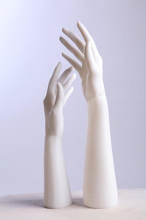 Euroton D3/4 Color Blanco 2 x Deko Mano, Mano, Joyas y Plana ...
