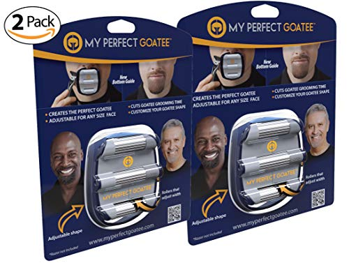 My Perfect Goatee Shaving Template product image