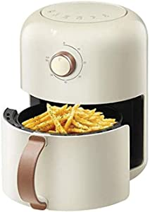ASDFG Air Fryers Deep Fryers Convection Ovens,1.8 Quart 1230-Watt Electric Hot Air Fryers Oven Oil Free Nonstick Cooker Rapid Air Circulate System,Automatic Switch Off Air Frying