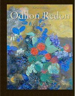 Portrait Of Violette Heymann Odilon Redon