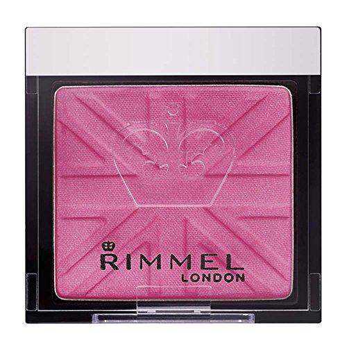 Blush Finish (Rimmel London - Lasting Finish Soft Colour Blush - 050 Live Pink)
