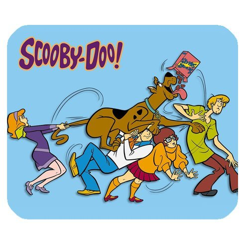 Customize Your Own Scooby Doo Mouse Pad Cartoon Mousepad-JN403 (Customize Items)