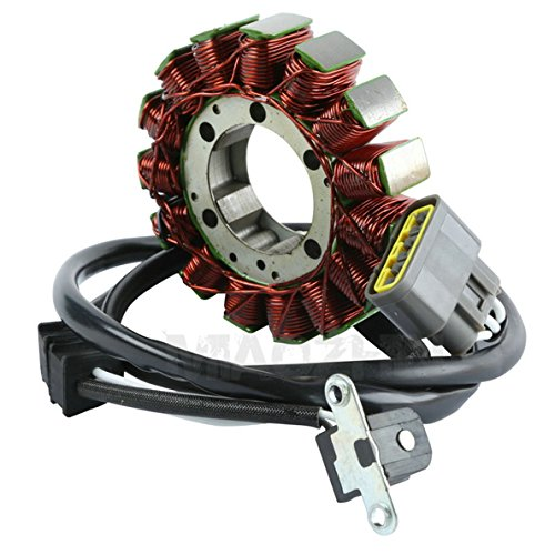 TCMT Magneto Generator Alternator Engine Motor Stator Coil For YAMAHA YFM700 Grizzly GENERATOR ATV 2007 2008 2009 2010 2011 2012 2013 2014