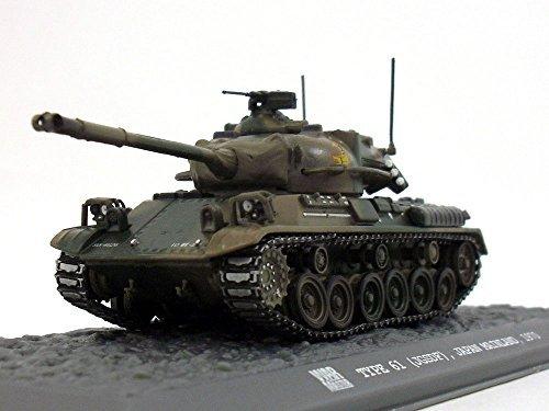 Type-61 Tank - JGSDF - Japan 1970 1/72 Scale Diecast Model