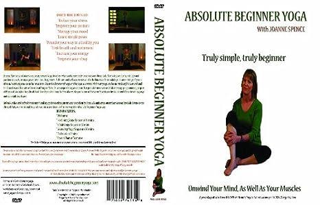 Amazon.com: Absolute Beginner Yoga DVD: Movies & TV