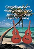 GeorgeBoards.com Acoustic-Hawaiian Steel Guitar Rag Open E T