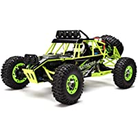 New WLtoys 12428 2.4G 1/12 4WD Crawler RC Car With LED Light By KTOY