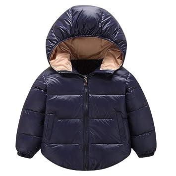354a7516f9e1 Amazon.com  Little Kids Winter Warm Coat