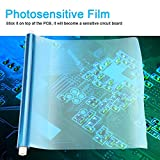 30cm×5m Portable PCB Photosensitive Dry Film for