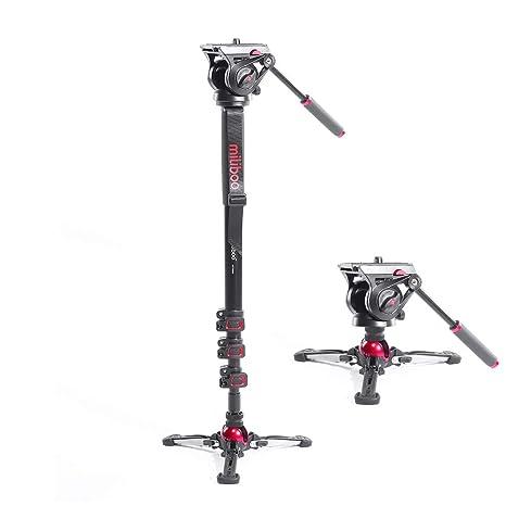 Coughlin MTT705II-AL - Cabezal de trípode para cámaras réflex ...