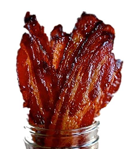 Brown Sugar Bacon Jerky Candied Bacon ()