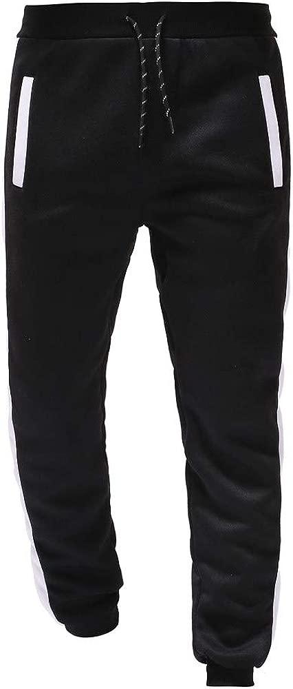 ZARLLE_Pantalones Pantalones Chandal Hombre, Hombre Invierno ...
