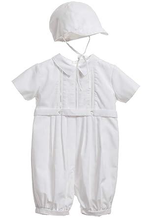ShineGown - Ropa de Bautizo - Onesie - para bebé niño ...