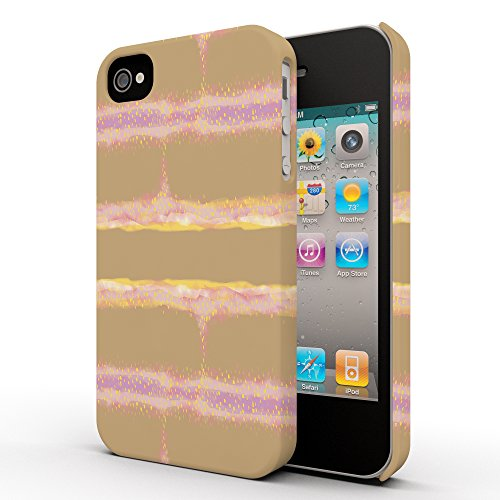 Koveru Back Cover Case for Apple iPhone 4/4S - Party