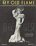 img - for My Old Flame (Mae West) book / textbook / text book