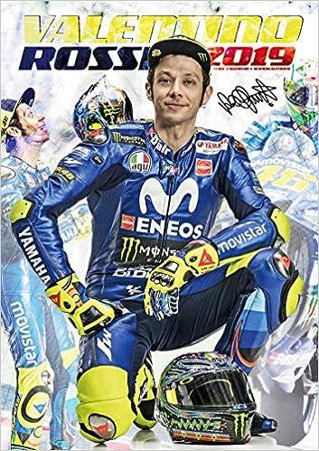 Valentino Rossi 2019 Calendar por Valentino Rossi epub